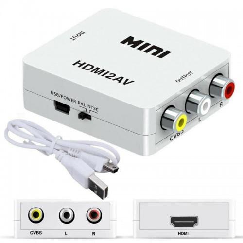 Bộ Chuyển HDMI Sang AV