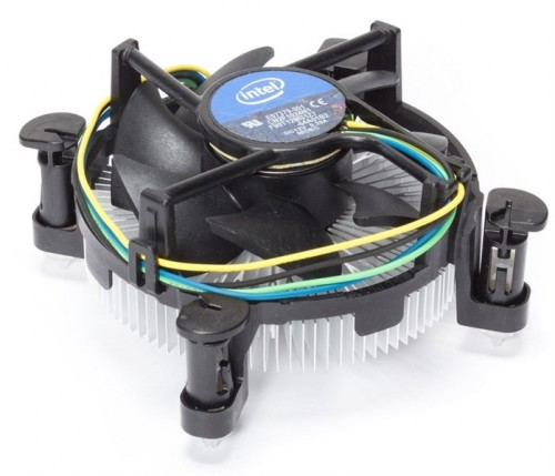 Fan CPU SK1155 Zin Box