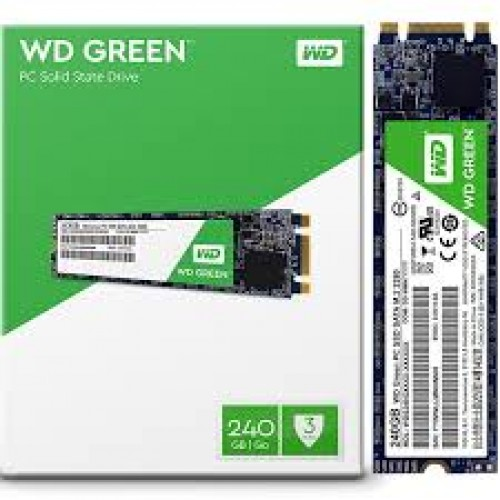 Ổ Cứng SSD M2 240g WD Green