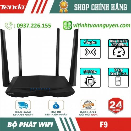 Phát Wifi Tenda AC6 Chính Hãng