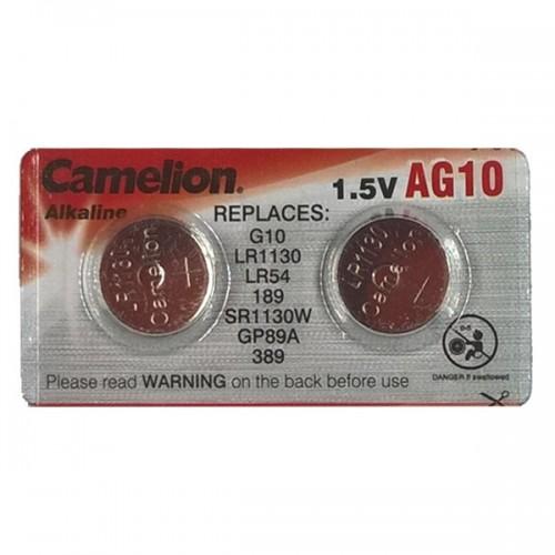 PIN CAMELION 1.5V AG10 (Viên) - MỤC KHÁC