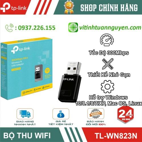 USB Thu Wifi Tplink WN823N Chính Hãng